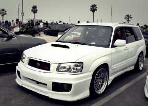 Click image for larger versionName:White Subaru Forester.jpgViews ...