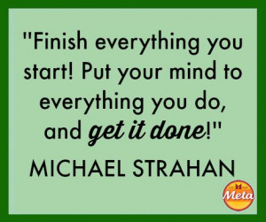 Michael Strahan's Top 5 Motivational Tips