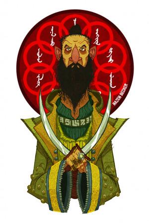 Re: Ben Kingsley is The Mandarin! - Part 1