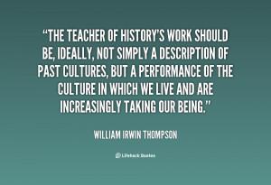 history teacher quotes