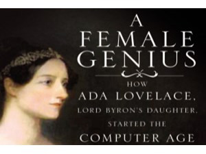 Ada Lovelace, the first lady of computers