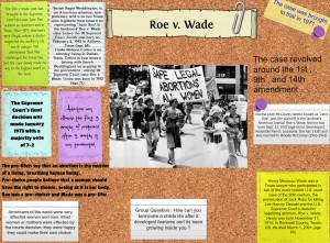 Roe v. Wade Case