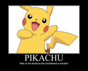 Pokemon motivational poster by MakaLawliet