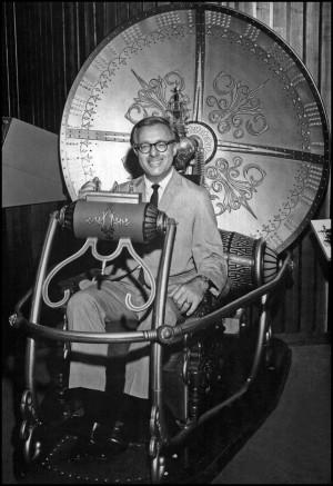 ray bradbury 1960 yılında çevrilmiş the time machine filminde ...