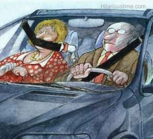 Funny old couple cartoons