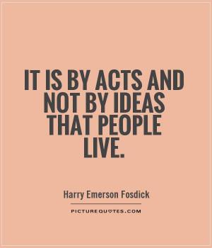 Harry Emerson Fosdick Quotes