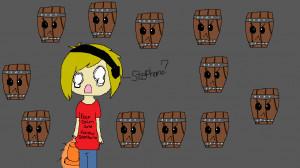 Pewdiepie Barrels Werewolfx