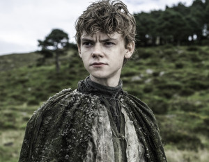 Walder Frey in Harry Potter , 2) Thomas Brodie-Sangster in Game Of ...