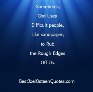 Difficult People Quotes About difficult people