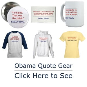 obama quote gear show them why to vote with a quote