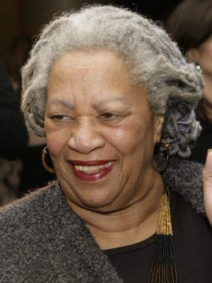 Toni Morrison and May... )