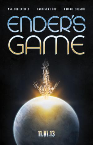 Ender's Game (poster)