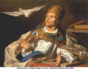 Il miracolo Eucaristico di San Gregorio Magno