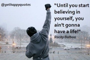 rocky movie quotes inspirational | ... Quotes | happy, quotes, sayings ...
