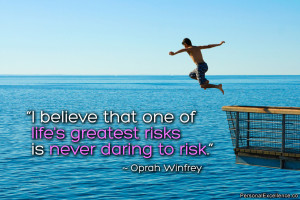 Great Quotes On Risk Management ~ inspirational-quote-greatest-