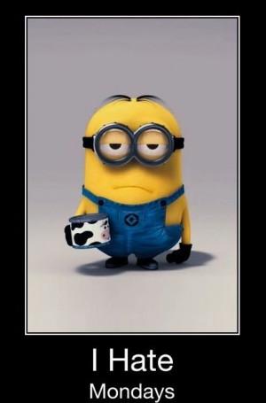 hate Mondays #sigh