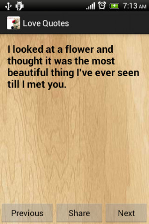 Love Quotes Free for Lovers - screenshot