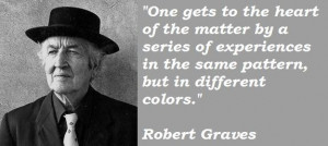 Robert graves famous quotes 3