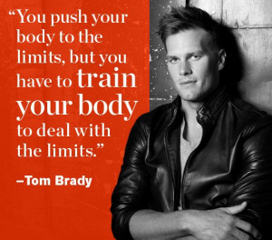 NFL star, Tom Brady, shares his secrets to success. http://www ...