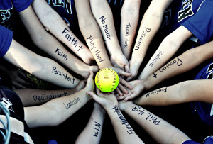 Softball Quotes Sayings...