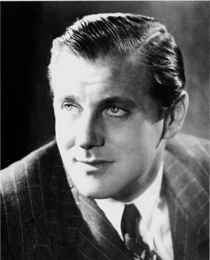 Bugsy Siegel tried out for movie roles. This is one of his publicity ...