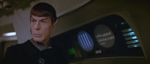 ... , who portrays Mr. Spock from