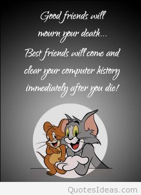 Funny comics quotes friendship sayings and images
