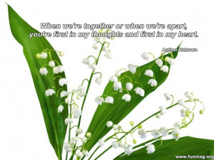 Best 12 Thinking Of You Quotes