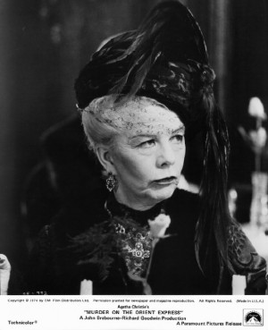 Still of Wendy Hiller in Murder on the Orient Express (1974)