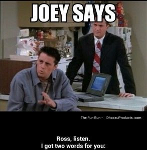 Funny Quotes From Friends TV Show