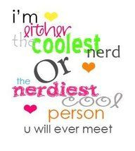 Nerd+Girl+Quotes | Nerd girl quotes and wallpaper - Peg Board More