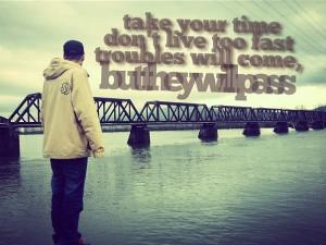 Boyfriend river quote life Inspiration