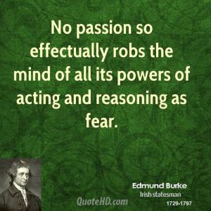 Edmund Burke Quotes And Quotations