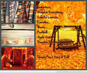These are the happy first day fall autumn you can quote Pictures