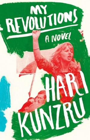 Kate Gibb cover for Hari Kunzru. I love the white text, looks very ...