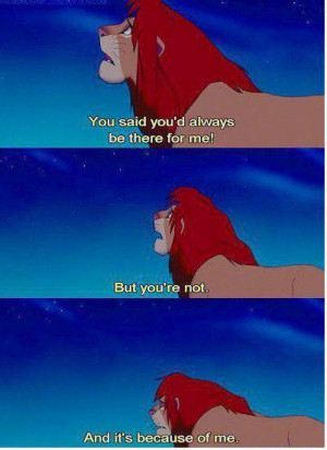 The Lion King Quotes Tumblr