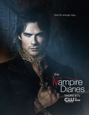 The Vampire Diaries The Vampire Diaries February Sweeps Poster (Season ...
