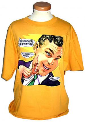 Frank Zappa, Weasels Ripped My Flesh T-Shirt - XL, UK, t-shirt, Masons ...
