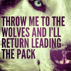 ... , Wisdom, Truths, Wolves, Business Life, Words Quotes, Return Leaded