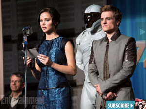 ... Two more photos depicting Katniss, Peeta, and Gale have been released