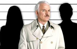 The Pink Panther Inspector Jacques Clouseau (Steve Martin).