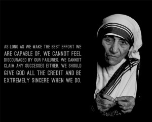 MOTHER-THERESA-QUOTE-GLOSSY-POSTER-PICTURE-PHOTO-motivational ...