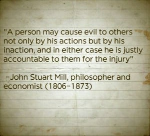 John Stuart Mill....1806-1873