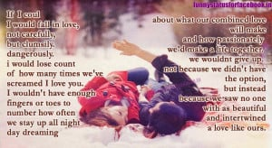 quotes about falling for someone you never met Romantic and Love Poems ...