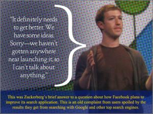 Mark Zuckerberg Quotes Remarkable Sayings Facebook Ceo