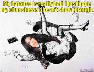 Kim Kardashian's Clumsy Quotes