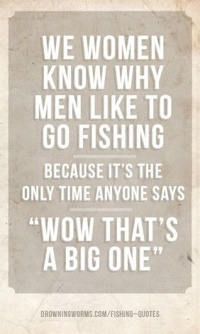 reel girls fish quotes on pintrest | Found on drowningworms.com