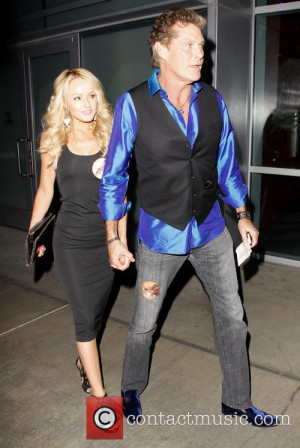 David Hasselhoff And Hayley