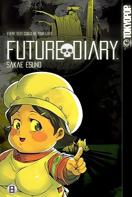 Future Diary, Volume 8