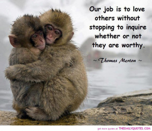 thomas-merton-quotes-love-quote-sayings-pictures-cute-monkeys-cuddling ...